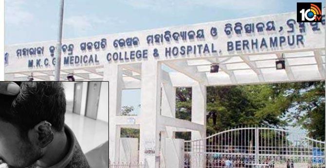 Odisha man attacks doctor, bites ear off