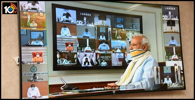 PM Modi to Discuss Lockdown Exit Plan with CMs