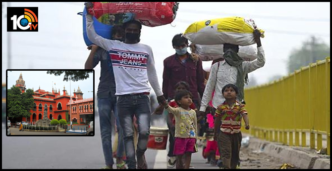 """""""Pathetic... Cannot Control Tears"""": Madras High Court On Migrant Crisis"""