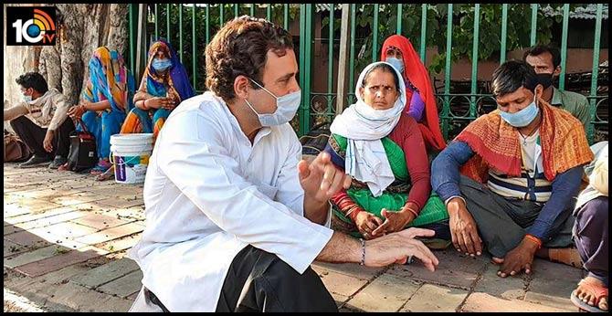 Rahul Gandhi responds to Nirmala Sitharaman's 'dramebaazi' jibe