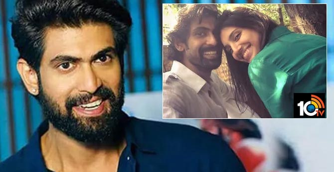 Rana Daggubati CONFIRMS his relationship with Miheeka Bajaj; Shares first picture as she says 'YES'