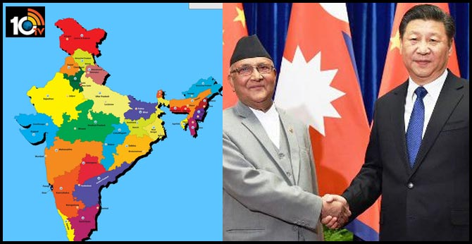 Reason behind Nepal's recent hostility, and India's longstanding LAC dispute with China