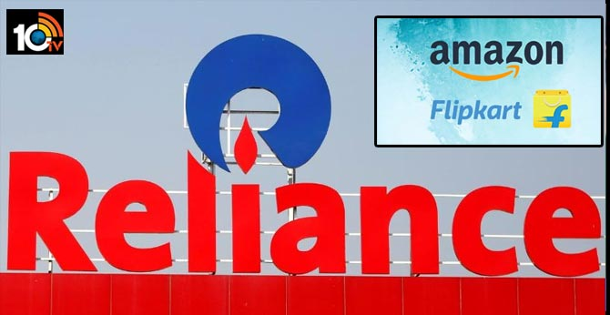 Reliance Launches JioMart Online Grocery Service, Challenging Amazon, Flipkart