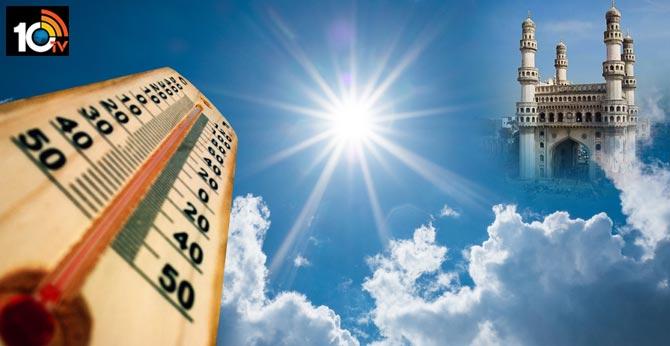 Rohini Karthi Highest Temperature In Greater Hyderabad
