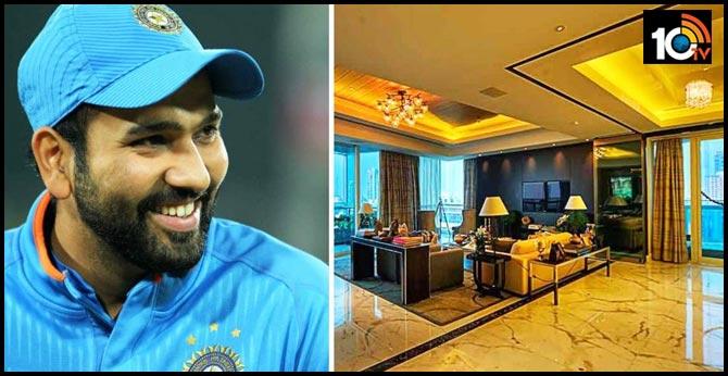 Rohit Sharma buys Rs 30cr luxury flat in Mumbai's Worli