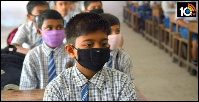 Schools could resume with 30% students 'at a time' after lockdown, HRD minister hints