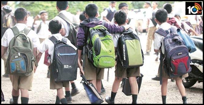 Schools reopen from August 3 in Andhra Pradesh, Ys Jagan mohan reddy