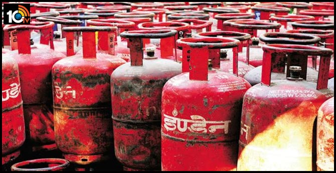 Subsidy Gas Cylinder Prices reduced