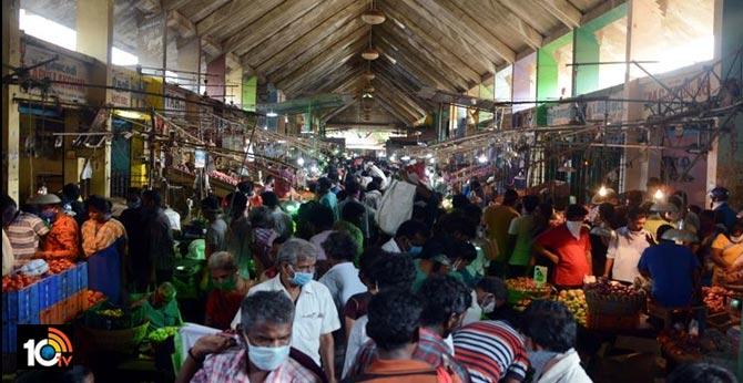 Tamil Nadu Covid-19 update: Koyambedu market hotspot has more cases than Tablighi cluster now
