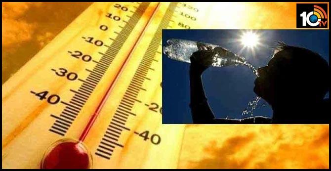 Telangana heatwave continues