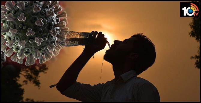 The highest temperature in Delhi