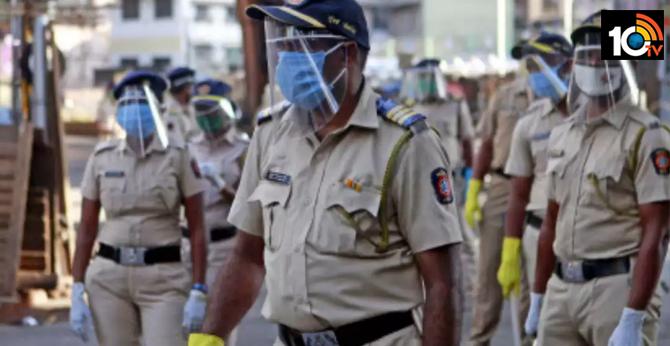 Three policemen killed with corona virus in maharastra