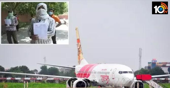 UP farmer buys flight tickets for migrant labourers to send them back home