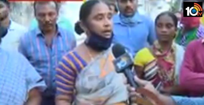 Vishaka Polymers Gas Leak Venkatapuram Village Response