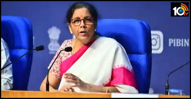 Will the middle class get any relief? FM Nirmala Sitharaman press meet