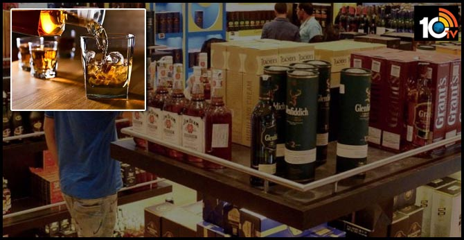 ap govt to get 30 thousand crores revenue with liquor sales