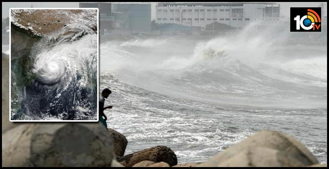 cyclone amphan updates Visakha