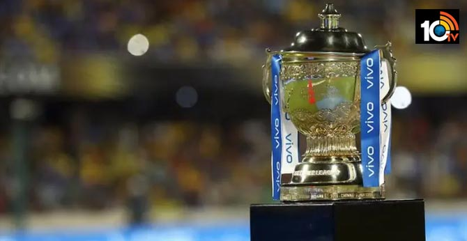 IPL matches may be held from October of this year