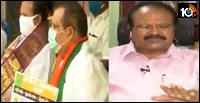 kanna lakshmi narayana on land grabbing allegations