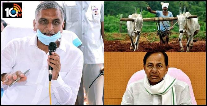 kondapochamma sagar project will inaugurate on may 29th say Minister Harish Rao