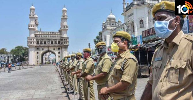 lockdown tightly implementation in Hyderabad