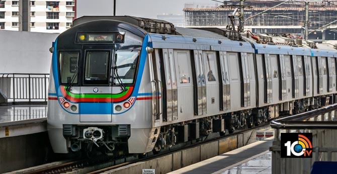 no metro rail servies till may 31st