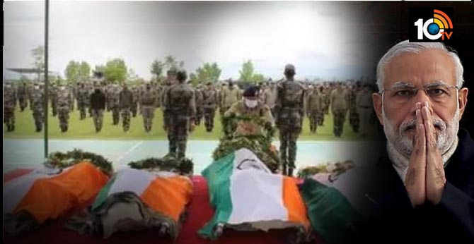 Tributes to our courageous soldiers and security personnel martyred in Handwara.