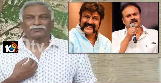 producer Tammareddy Bharadwaja responds on Balakrishna and Nagababu' comments