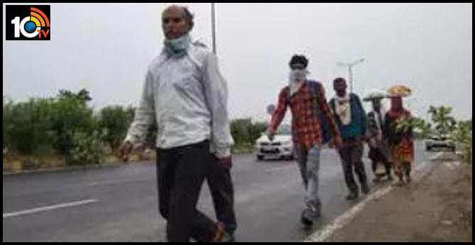 once again tension in AP, Tamil Nadu border