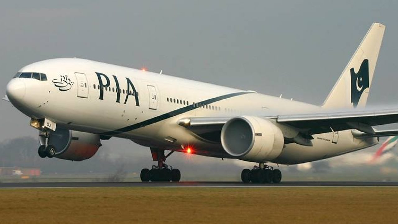 PIA Flight With 107 On Board Crashes In Karachi Minute Before Landing