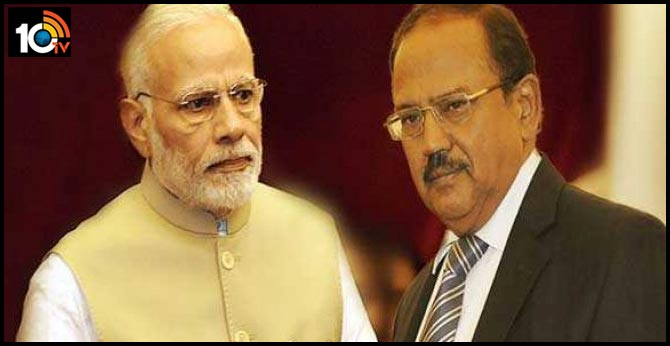 PM Meets NSA, Chief Of Defence Staff Over India-China Face-Off In Ladakh