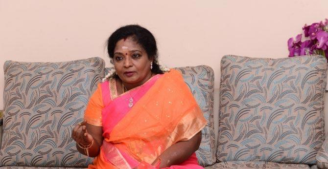 Telangana Governor Tamilisai Soundararajan Praises Govt