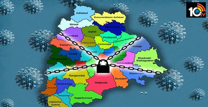 Judicial lockdown extension till June 6 in Telangana