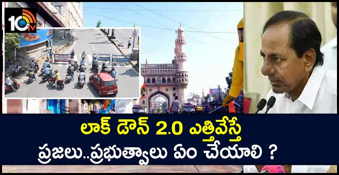 What if the lockdown 2.0 is lifted telangana