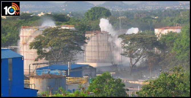 The AP High Court adopted the Visakha gas leak incident as Sumatto