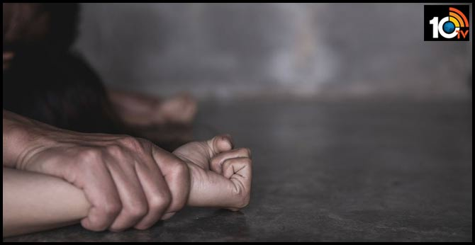 young girl raped for two years