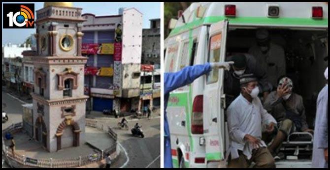 zero corona cases in karimnagar