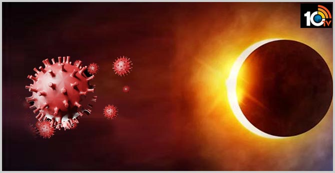 Will June 21 Solar Eclipse Kill Coronavirus