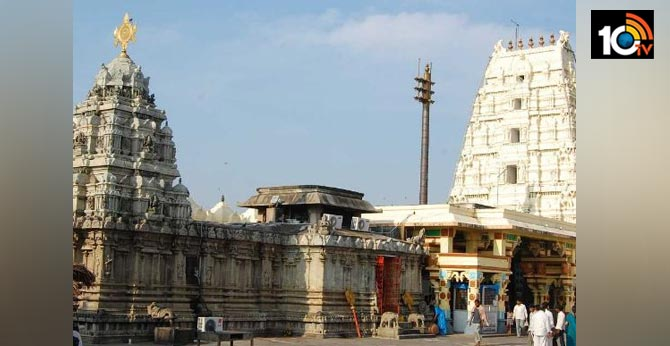 Srikalahasti Temple priest Tests Positive Corona