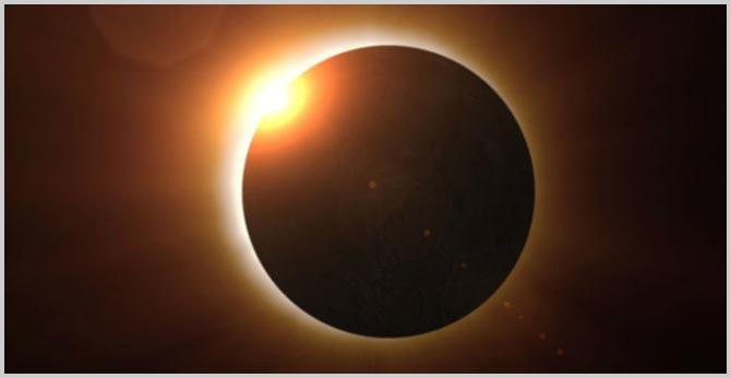 Surya Grahan Solar Eclipse June 2020