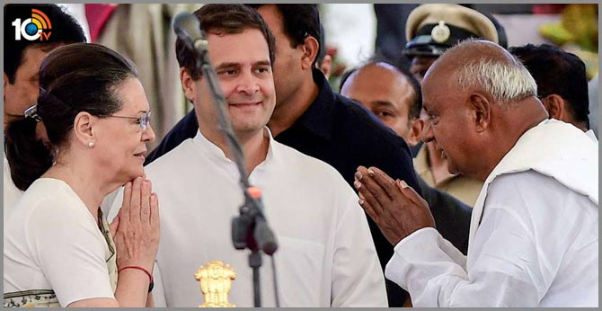 "HD Deve Gowda To Fight Rajya Sabha Polls ""At The Request"" Of Sonia Gandhi"