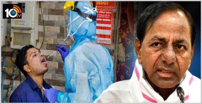 corona virus exams in telangana private labs rates full details
