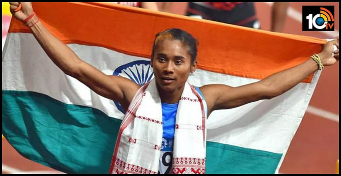 Sprinter Hima Das nominated for Khel Ratna award