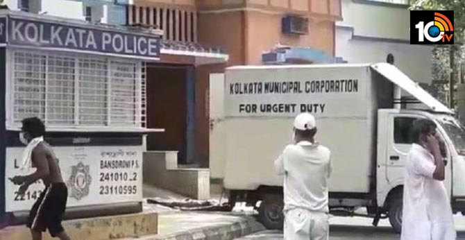 ghastly video of bodies being disposed sparks row in  West bengal