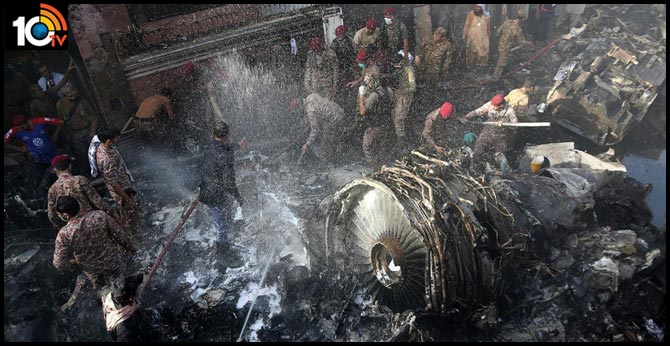 Pakistan Plane Crash Due To Human Error, Pilots Were Discussing Coronavirus: Report
