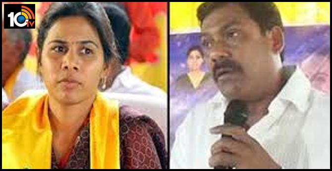 AV Subbareddy comments on Bhooma Akhila Priya