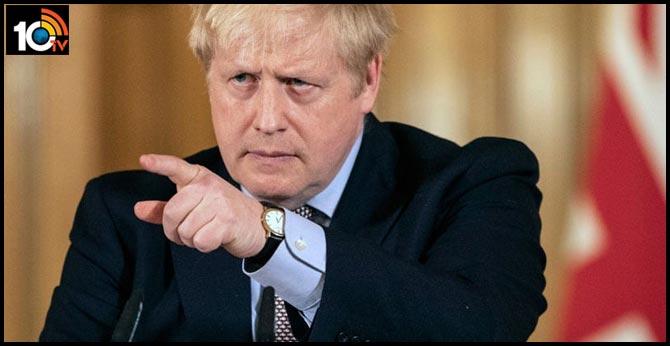 "UK PM Boris Johnson Says China-India Standoff ""Very Serious, Worrying"""