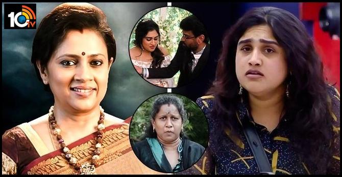 Vanitha Vijayakumar Slams Lakshmy Ramakrishnan for interfering in her personal life