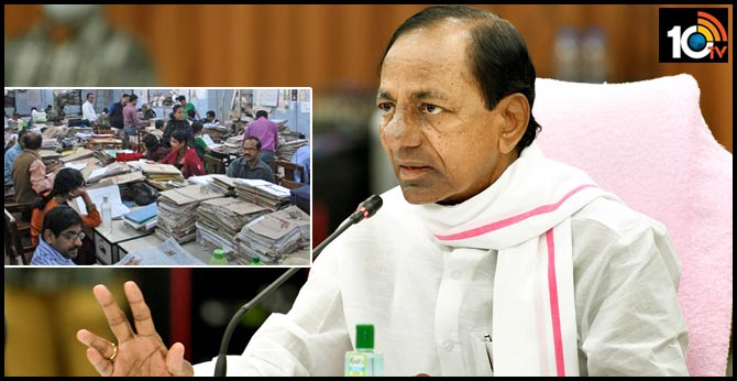 full salaries for telangana government employees