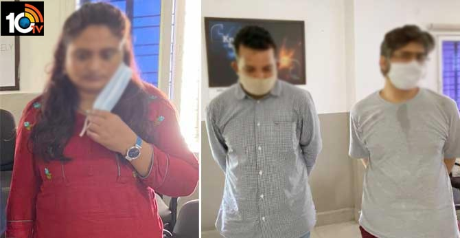 Hi-tech sex racket busted in venkatagiri, Hyderabad,six held